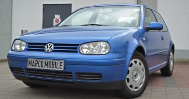 Golf IV 1999 Totale