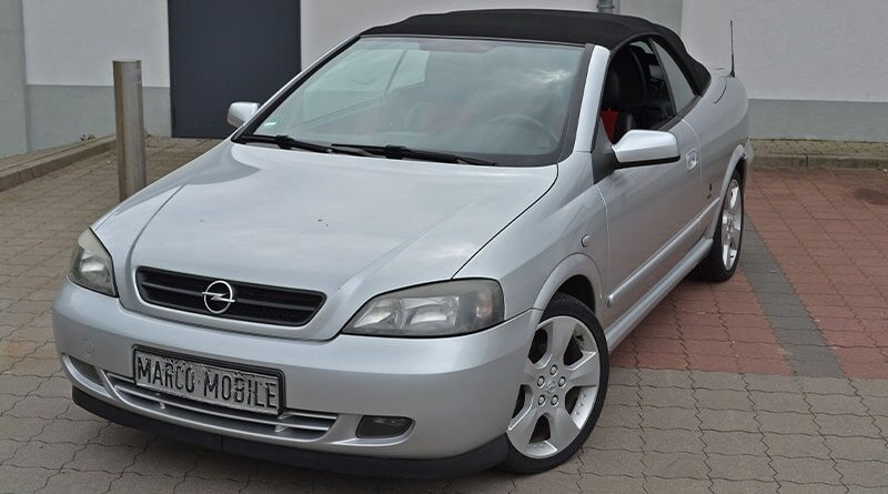 Opel Astra Cabriolet Totale