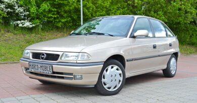 Opel Astra GLS Totale