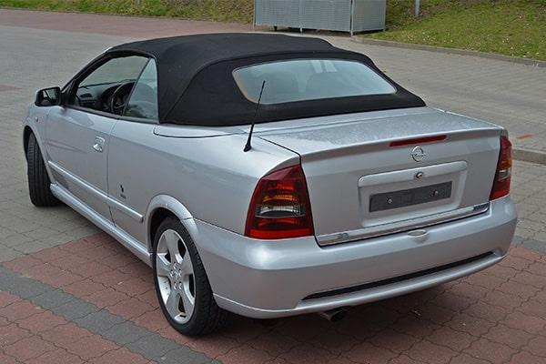 Opel Astra Cabriolet Heck