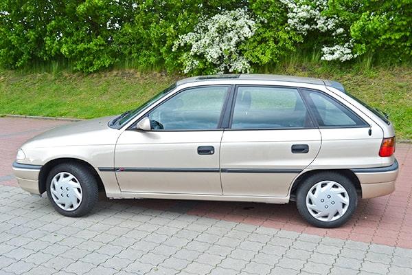 Opel Astra GLS Profil