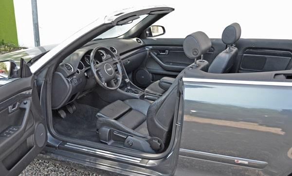 Audi-2.4-Einstieg