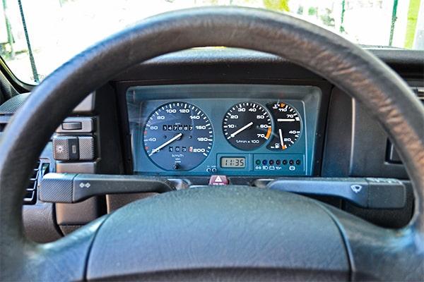 Polo Coupé Cockpit