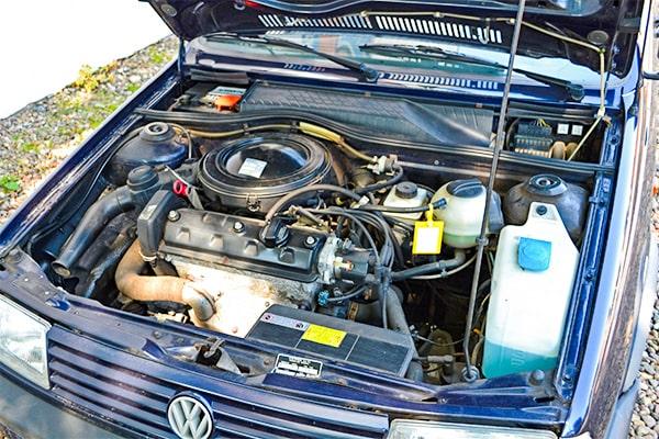 Polo Coupé Motor