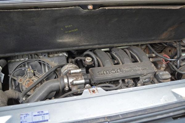 Smart-ForTwo-Motor