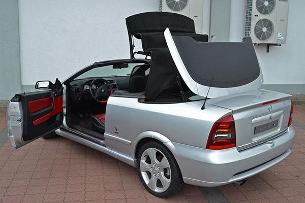 Opel Astra Cabriolet Klappdach