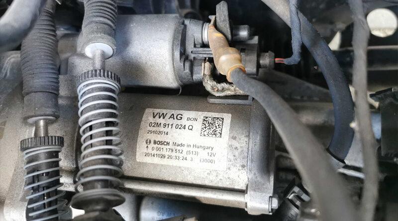 Motor de arranque (starter)